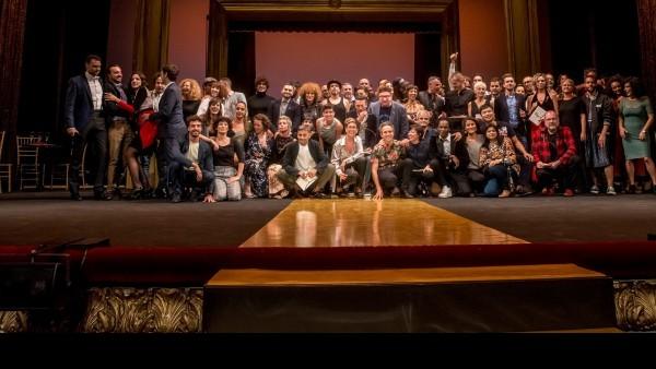 'La Celestina' i 'Mulïer', triomfadores dels Premis de les Arts Escèniques Valencianes