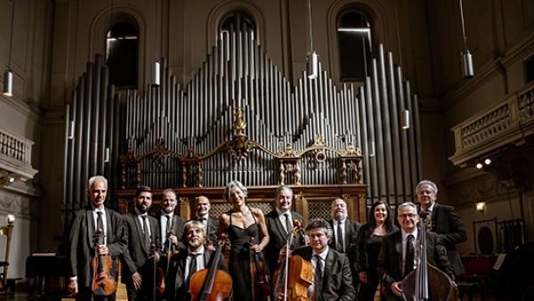 I MUSICI & SERGEI YEROKHIN, piano