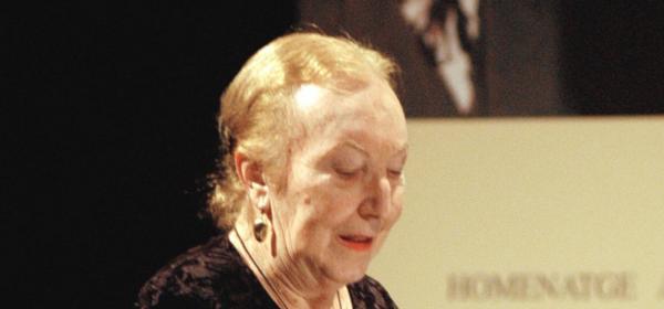 Programa a capella en el Centenari de Matilde Salvador / Cor de la Generalitat - Algar
