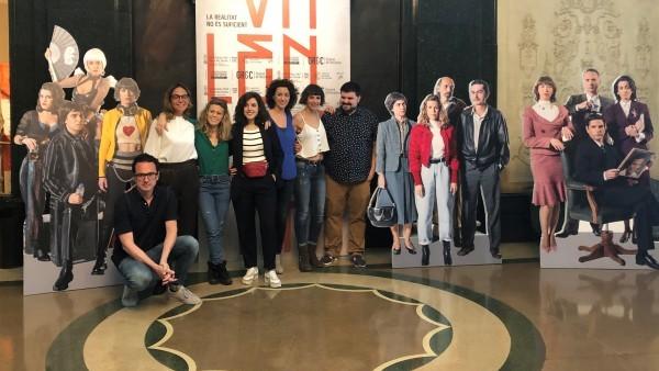 L'Institut Valencià de Cultura i la Diputació de València presenten la coproducció 'Valenciana'