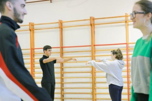 Projecte 'Dansem' amb l'IES Vicente Andrés Estellés