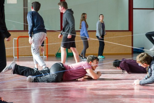 Projecte 'Dansem' amb l'IES El Comarcal