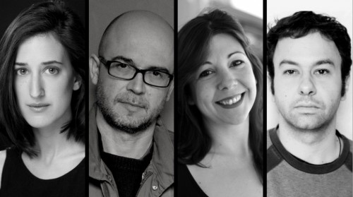 Autores participantes en la tercera edición