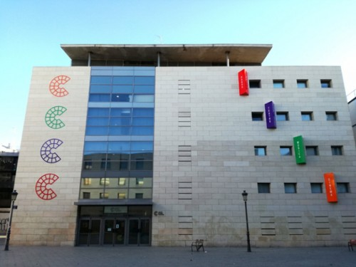 sede del Institut Valencià de Cultura, en la plaza Viriato
