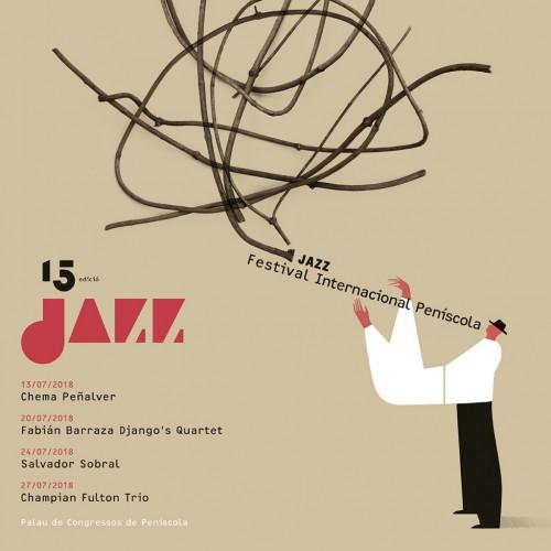 XV Festival de Jazz de Peníscola