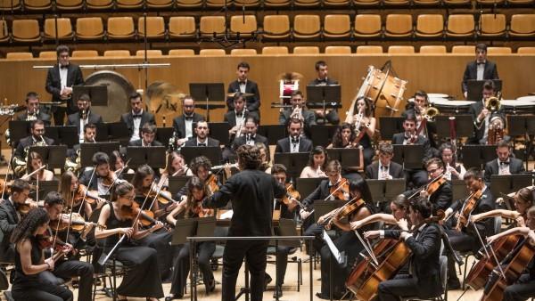 Trobada d'hivern de la Jove Orquestra de la Generalitat