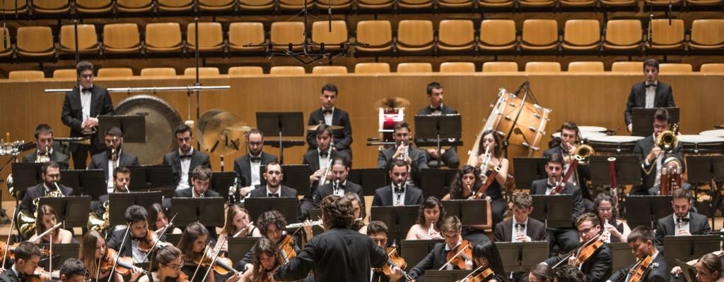 Encuentro de invierno de la Jove Orquestra de la Generalitat