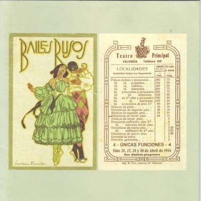 Ballets Rusos s.XXI