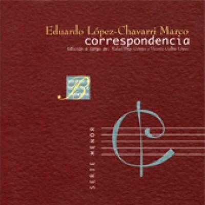 Correspondencia de Eduardo López-Chavarri Marco. 2 volúms