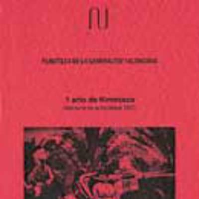 Memoria anual de la filmoteca, 1997