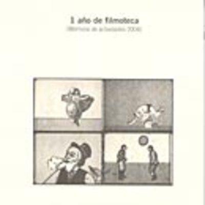 Memoria de actividades 2004