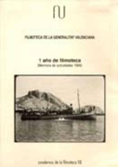 Memoria de actividades, 1999