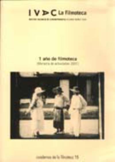 Memoria de actividades, 2001