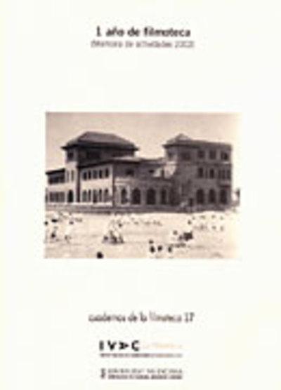 Memoria de actividades 2003