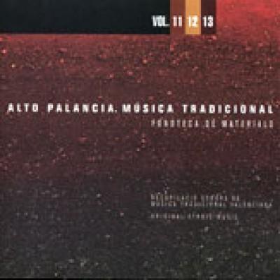 Alt Palància, música tradicional