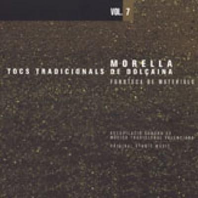 Morella, tocs tradicionals de dolçaina