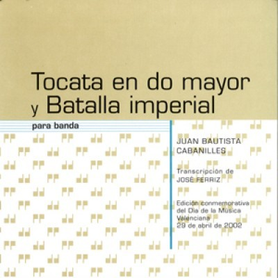 Tocata en do mayor / Batalla imperial
