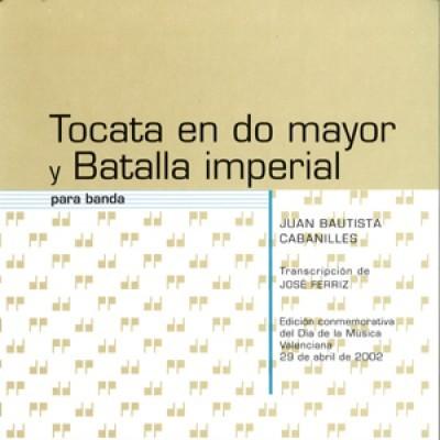 Tocata en do mayor / Batalla imperial
