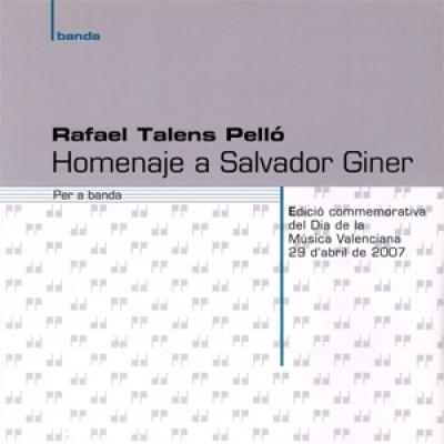 Homenaje a Salvador Giner