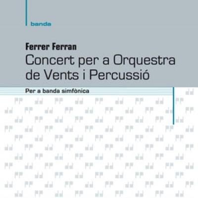 Concert per a orquestra de vent i percussió