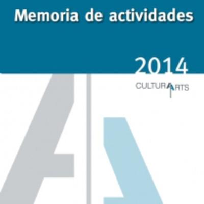 MEMORIA CULTURARTS 2014