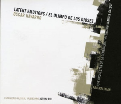 Latent emotions / El Olimpo de los dioses