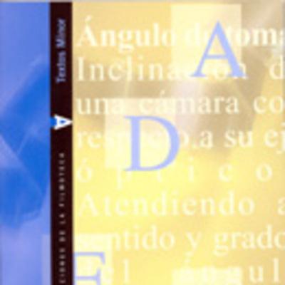 Vocabulario bàsico del audiovisual
