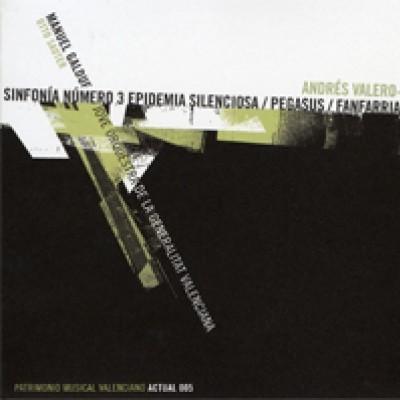 Sinfonía número 3 Epidemia silenciosa / Pegasus /Fanfarria de Plata