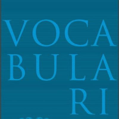 Vocabulari de les arts escèniques