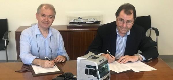 Acord de col·laboració amb Transportes Monfort