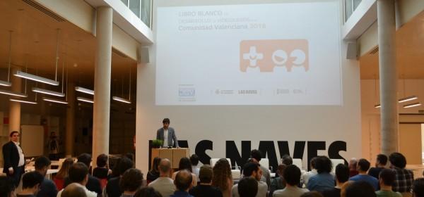 Marzà: 'El videojoc és un dels sectors amb més perspectives de futur dins de la indústria cultural valenciana'