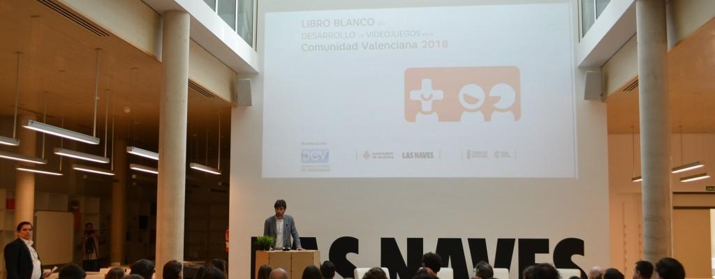 Marzà: 'El videojuego es uno de los sectores con más perspectivas de futuro dentro de la industria cultural valenciana'