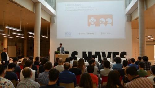 Presentació del 'Llibre blanc del desenvolupament del videojoc a la Comunitat Valenciana'