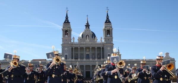 Unidad de Música de la Guardia Real