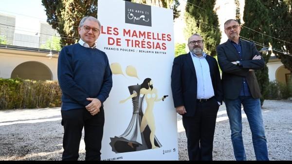 Les Arts i l'IVC amplien la seua col·laboració per a programar òpera, concerts simfònics i recitals gratuïts a Castelló