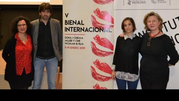 El IVC acoge  en la Filmoteca la presentación del festival Dona i Cinema
