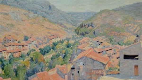 MONTÁN 1928 - PIEZA DEL TRIMESTRE