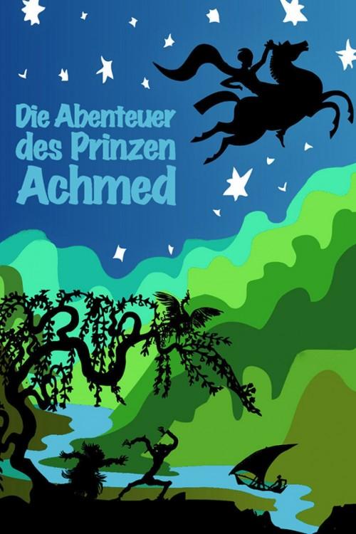 LES AVENTURES DEL PRINCEP AHMED
