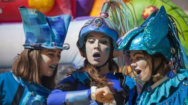 'Oh! La cultura' porta 6 espectacles d'arts de carrer a Alacant i València