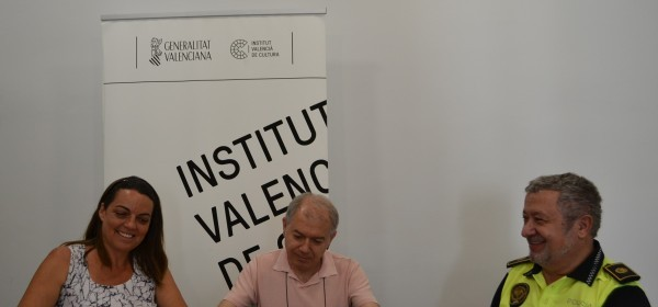 Acuerdo para la conservación de películas antiguas con la Policía Local de Valencia