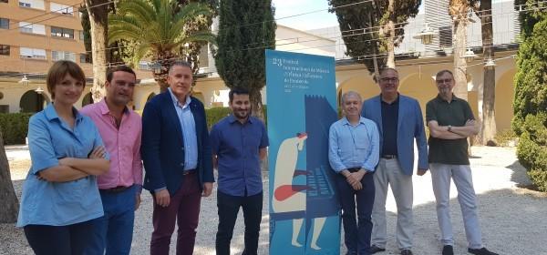 Presentat el Festival de Música Antiga i Barroca de Peníscola