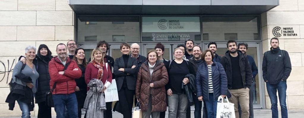 Nominacions als Premis Carles Santos de la Música Valenciana