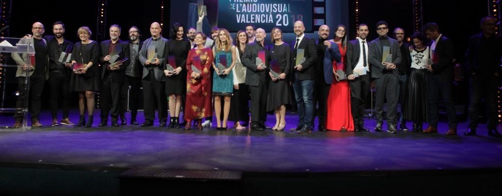 La película 'El desentierro', triunfadora de los Premis de l'Audiovisual Valencià con seis galardones