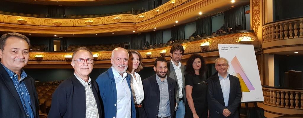 I Premis Valencians de l'Audiovisual