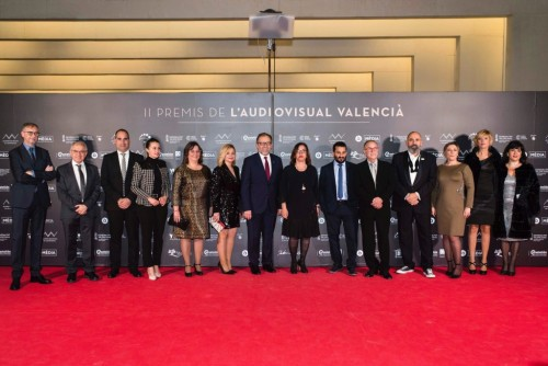 II Premis de l'Audiovisual Valencià