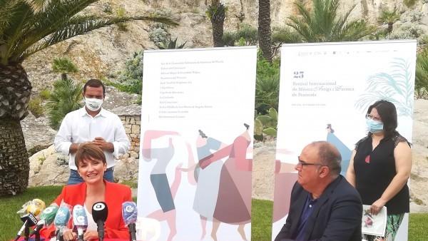 Agrupaciones valencianas en el Festival de Música Antigua y Barroca