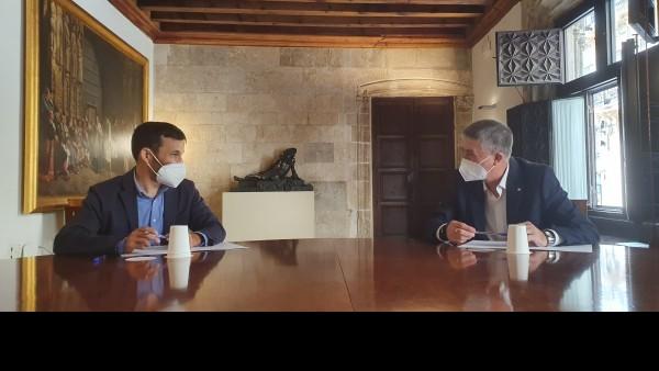 Cultura y Economía impulsan acciones para la compra de derechos de antena y promoción de películas valencianas