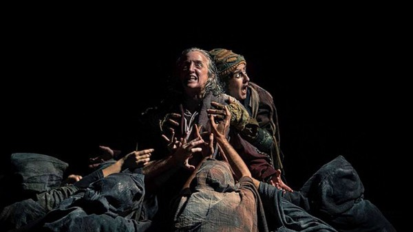 L'Institut Valencià de Cultura presenta l'aclamada obra 'Rey Lear', de la companyia Atalaya