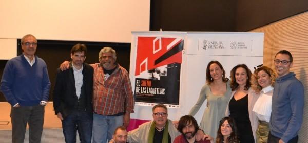 'El somni de les sargantanes' en La Filmoteca