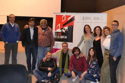 Presentació del llargmetratge valencià 'El somni de les sargantanes'